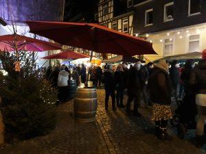 Weihnachtsmarkt Loreley St. Goarshausen