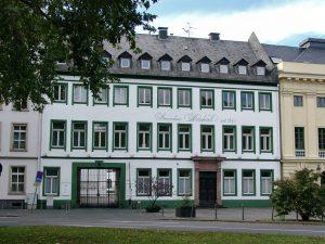 Koblenzer Sektmuseum im Deinhard Stammhaus