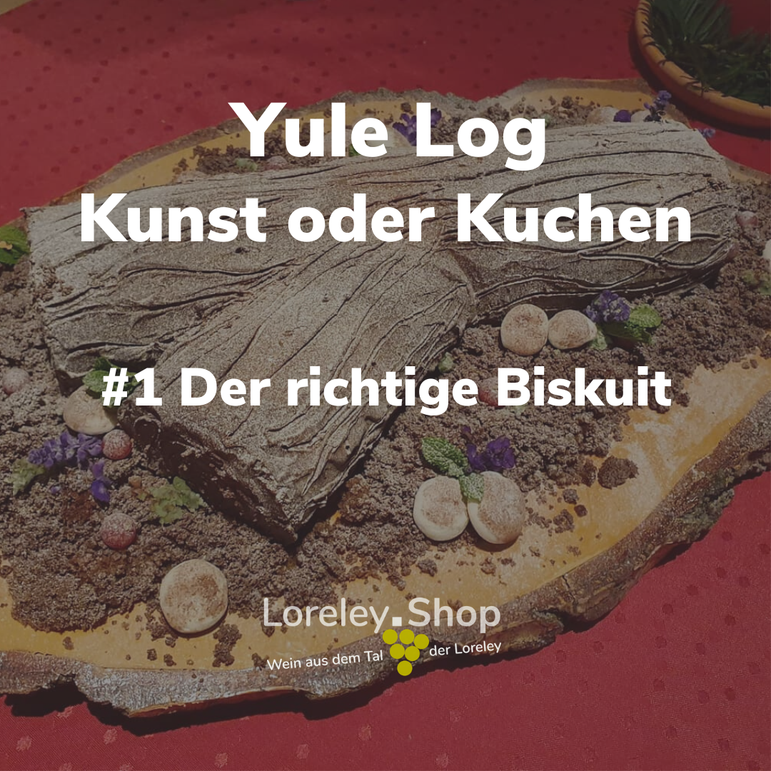 Yule Log Teil1