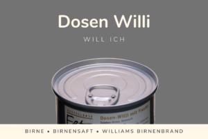 Dosen Willi