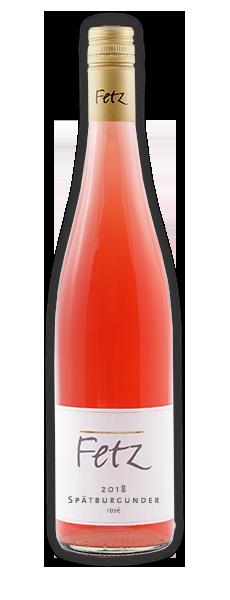 Spätburgunder Rosé