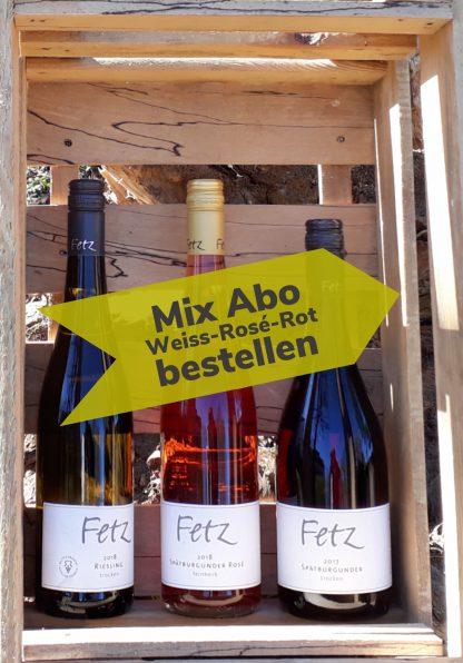 Mix Abo Weiss Rosé Rot