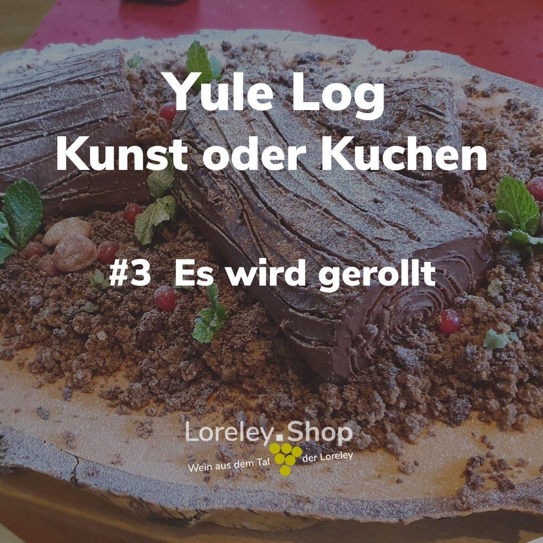 Yule Log Teil3