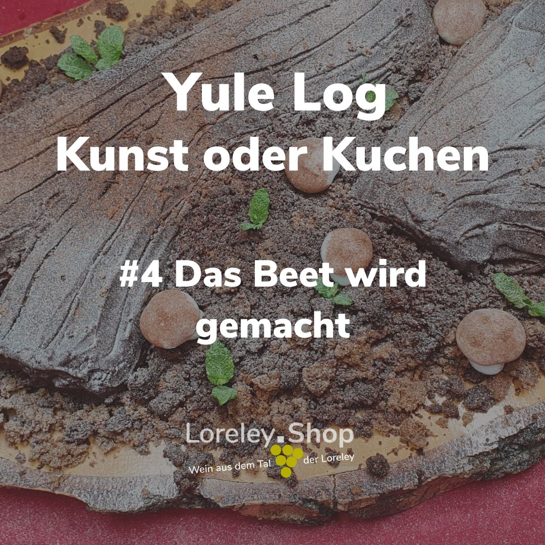 Yule Log Teil4