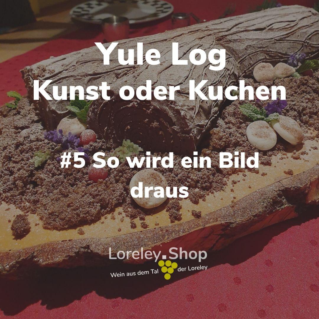 Yule Log Teil5
