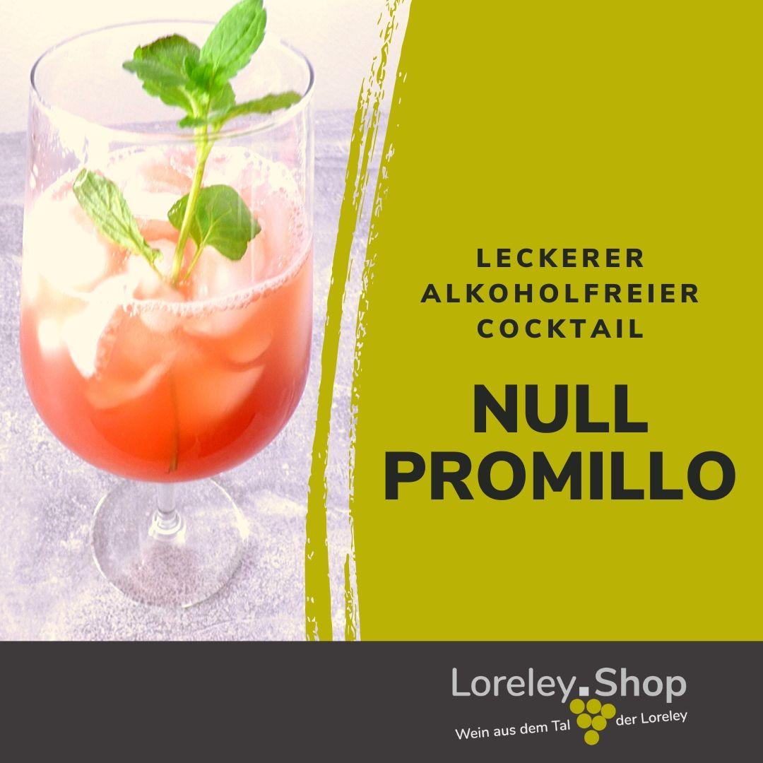 Null Promillo