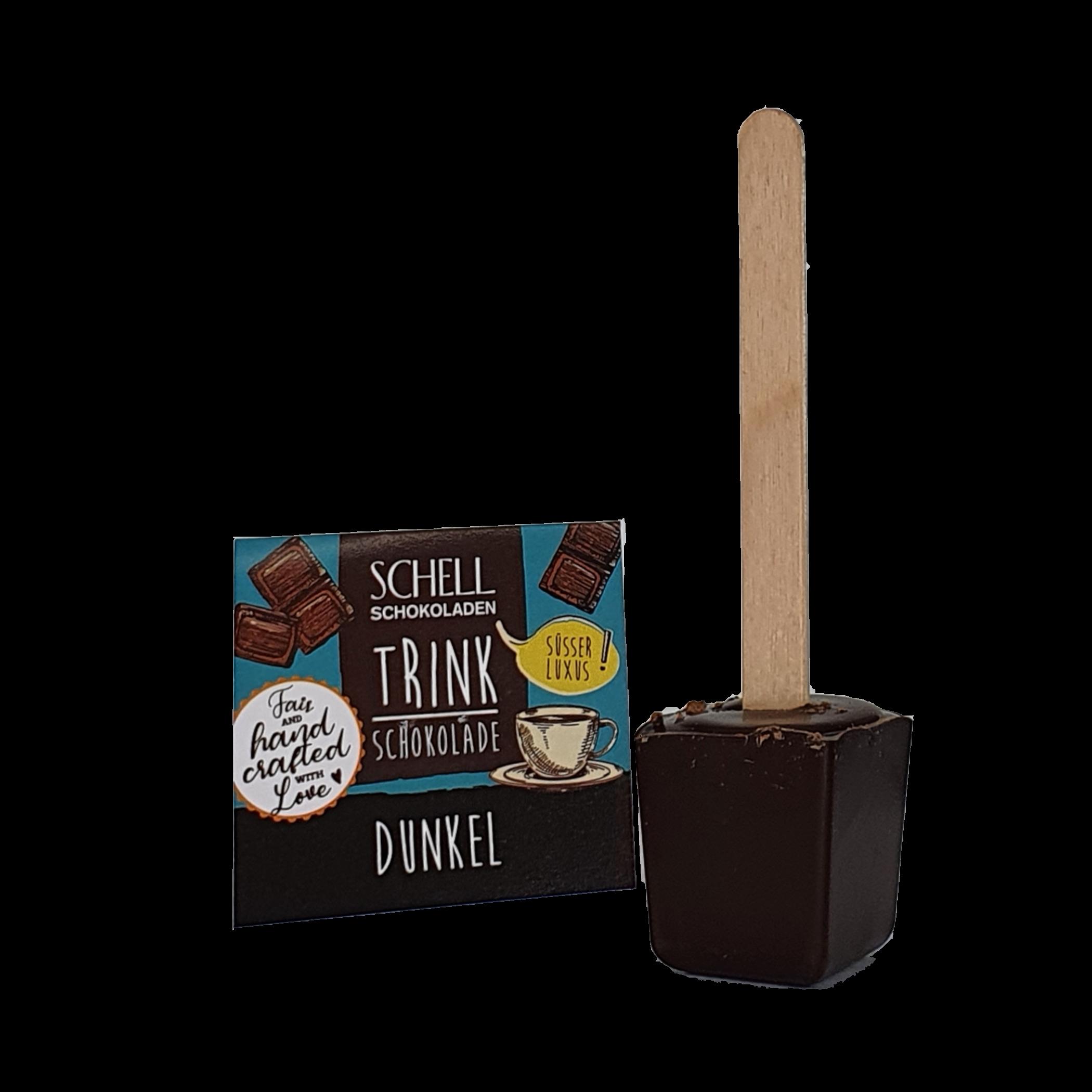 Trinkschokolade Dunkel