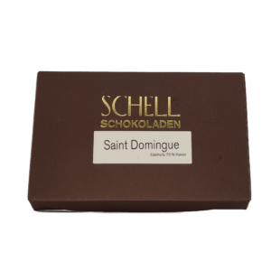 Saint Domingue Schokolade