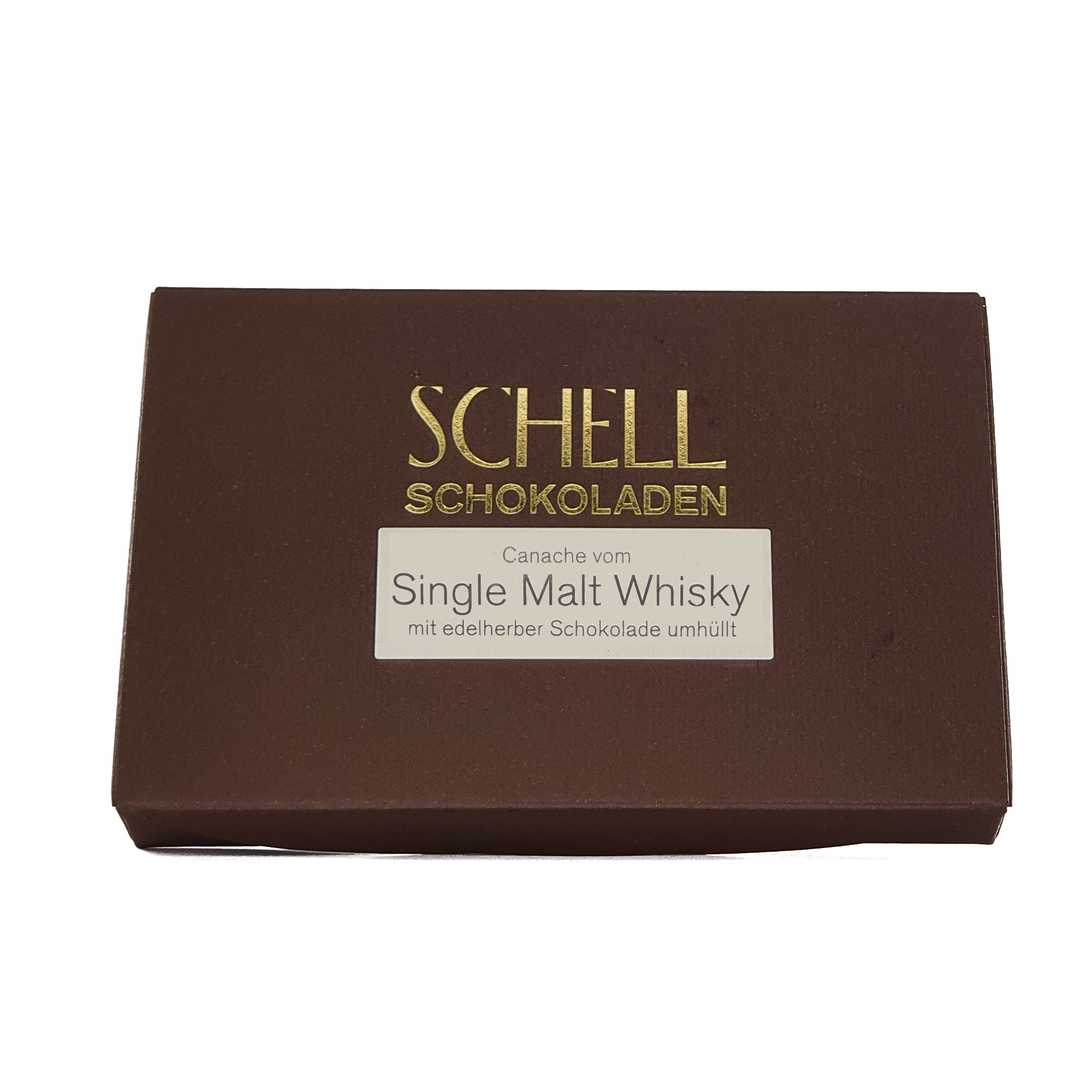 Single Malt Whisky Schokolade