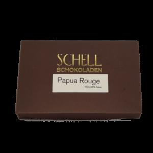Papua Rouge Schokolade