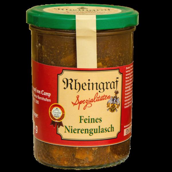 Feines Nierengulasch