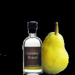 Alexander Lucas Birne Brand mit Frucht