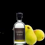 Clapps Liebling Birne Brand mit Frucht