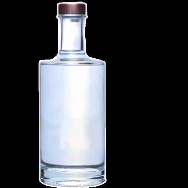 Blanko Destillatflasche