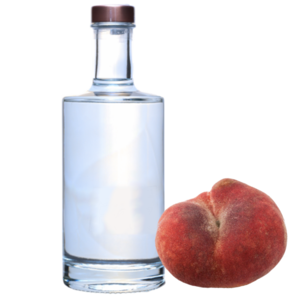 Roter Weinbergpfirsich Brand