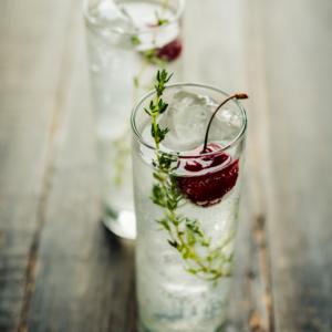 LOREDRY GIN Distiller's Cut als Gin Tonic