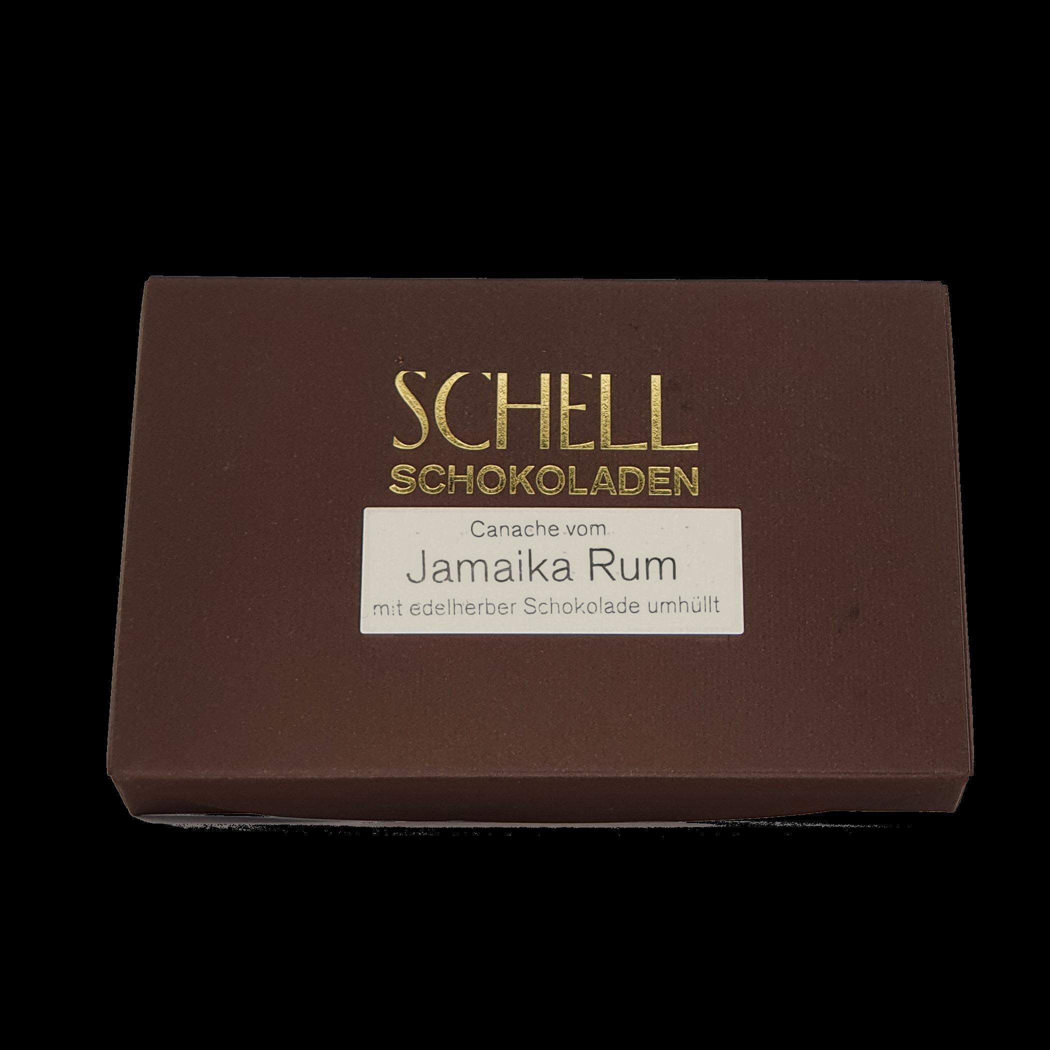 Jamaika Rum Schokolade