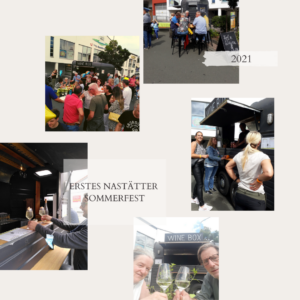 Erstes Nastätter Sommerfest